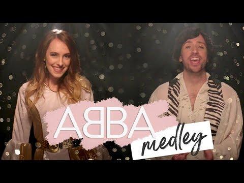 ABBA Medley!! (by Bailey Pelkman & Peter Hollens)