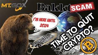 Bakkt Fake News Scam - Mt Gox Coin - 5 Year Bear Market?