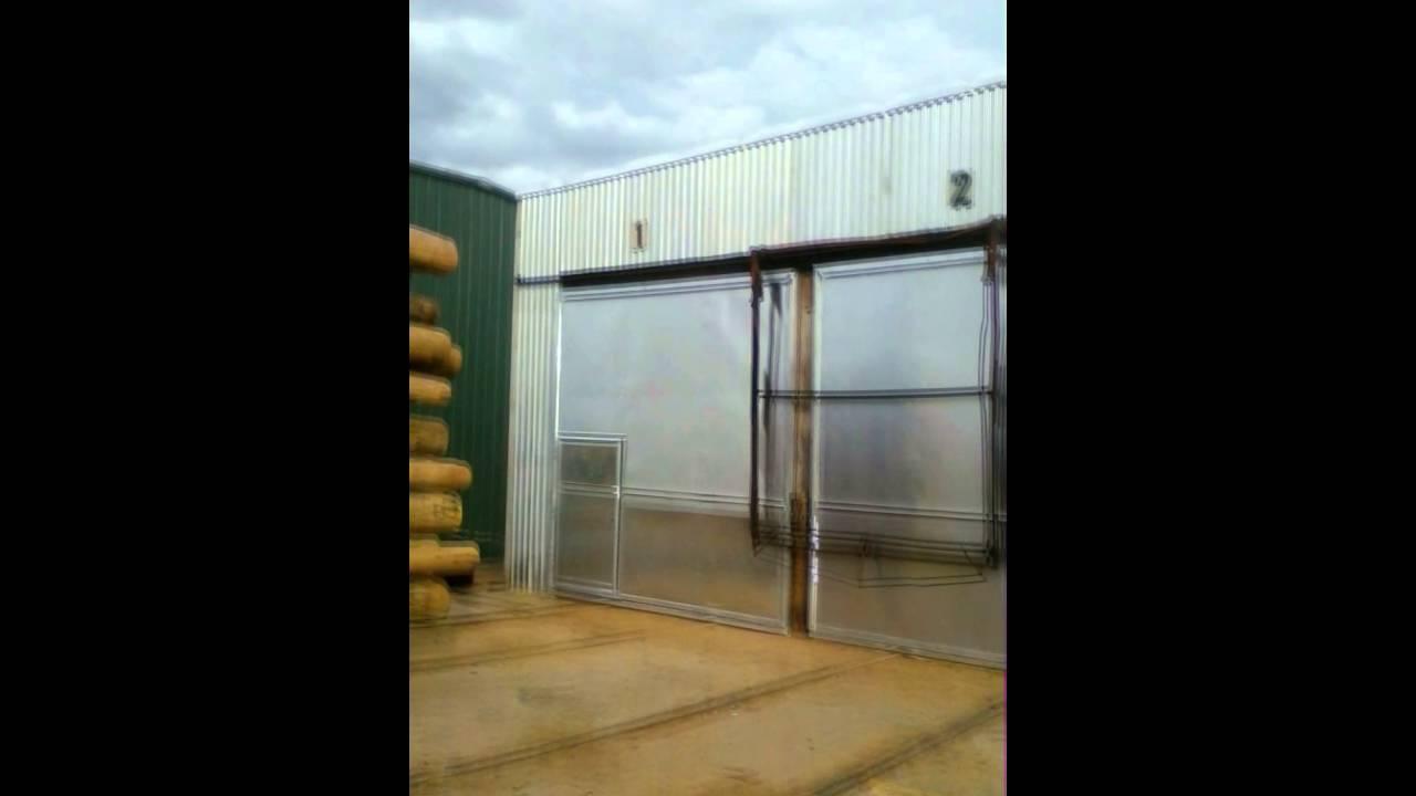 Boldesigns new kiln doors at Mcfarland Cascade in Whitmire SC. & Boldesigns new kiln doors at Mcfarland Cascade in Whitmire SC ...