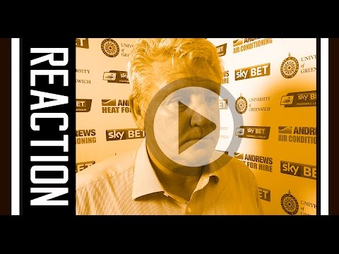 Charlton Athletic V The Tigers | Reaction With Steve Bruce