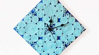 How To Make An Elegant Paracord Wall Clock - Diy Home Tutorial - Guidecentral