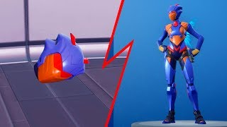 HOW TO GET CASCO PHASE DURR BURGER OF SINGULARITY - STYLE LOCATION - FORTNITE