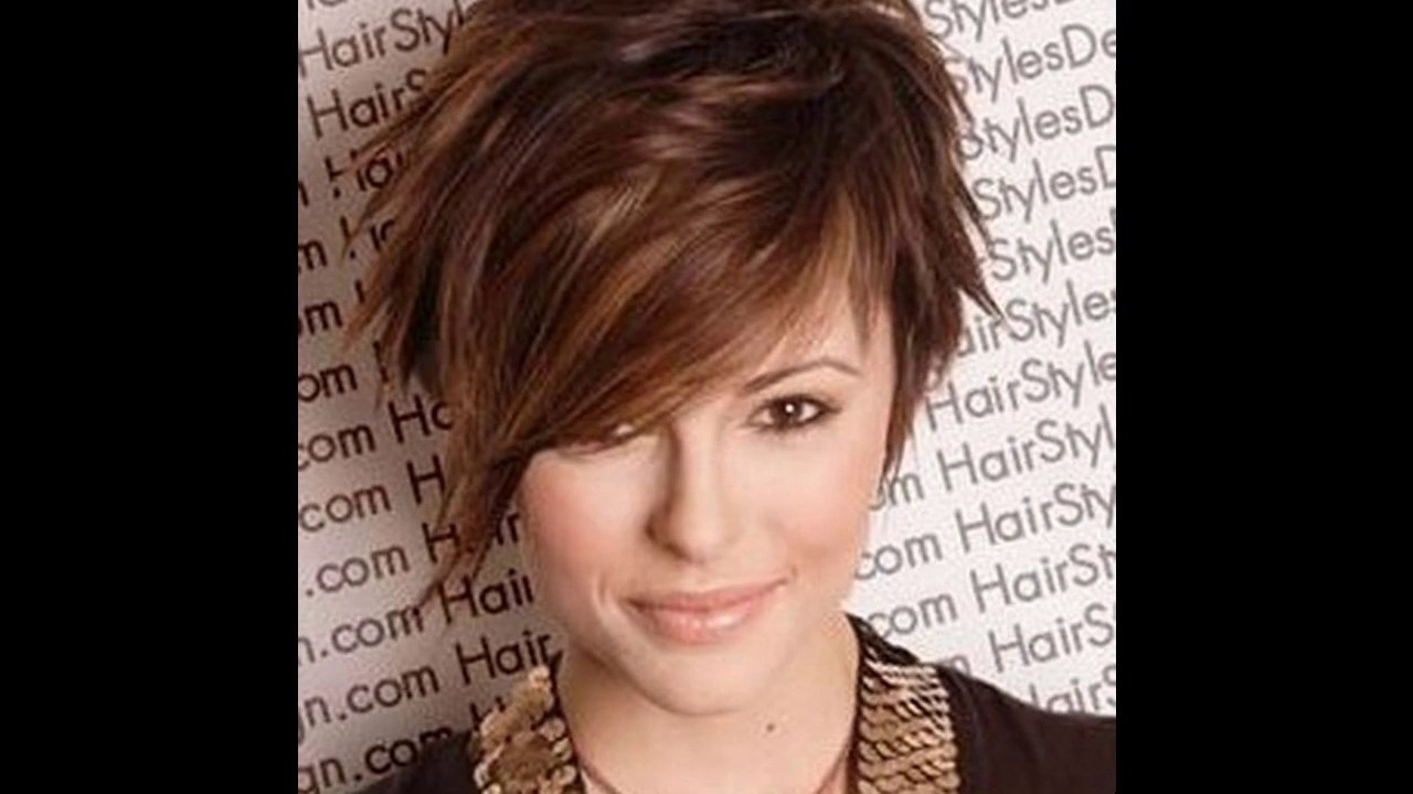 Cute Short Haircuts For Teenagers Womens Youtube