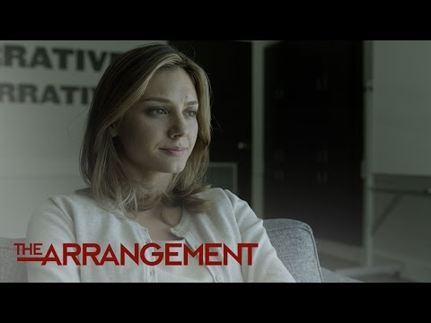 Megan Morrison Begins Her Treatment at the Institute | The Arrangement | E!