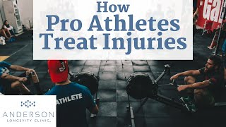 How PRO ATHLETES Treat Their Injuries