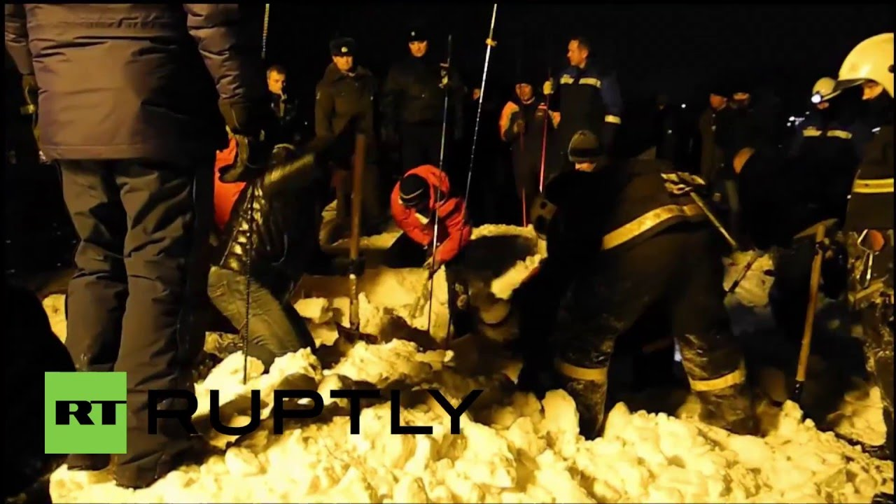 Rigopiano hotel avalanche first funerals as search goes on bbc news - Russia At Least 1 Killed As Avalanche Buries Arctic Town Of Kirovsk