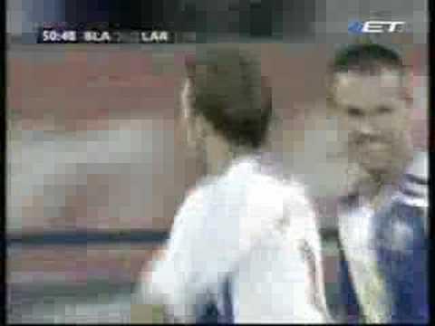 Blackburn(England)- Larissa(Greece)-Uefa 2007-08 Highlights