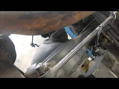 Air brake adjustment (part one)