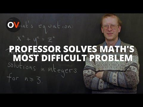 Mathematician Wins Abel Prize