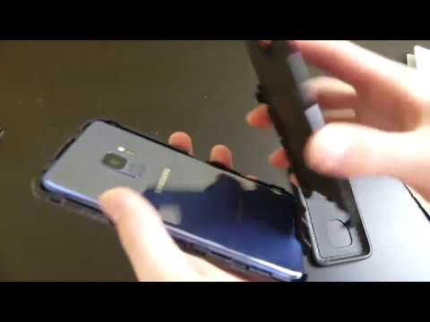 new concept a720c dc904 Galaxy S9 OtterBox Defender - Unboxing and Installation