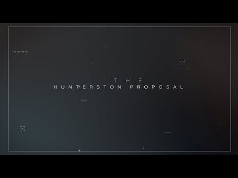 THE HUNTERSTON PROPOSAL