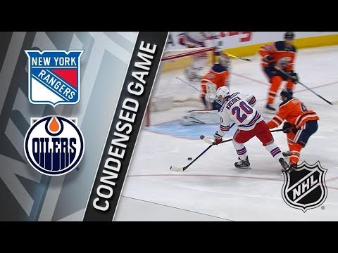 New York Rangers vs Edmonton Oilers – Mar. 03, 2018 | Game Highlights | NHL 2017/18. Обзор