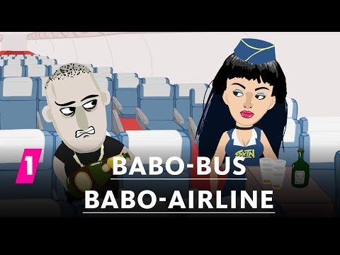 Babo-Bus: Babo-Airline | 1LIVE