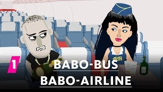 Baixar Babo-Bus: Babo-Airline | 1LIVE