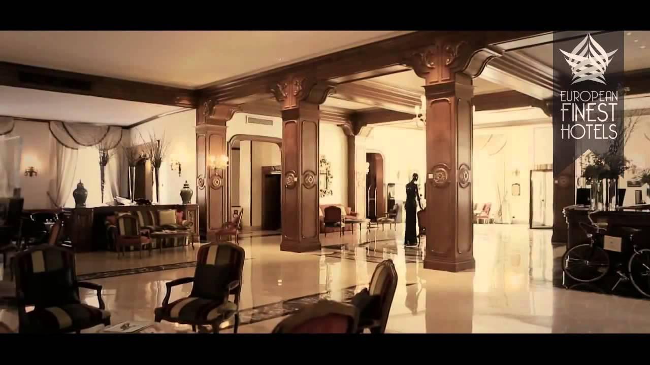 Aldrovandi Villa Borghese Hotel