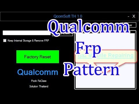 Best Way To Bypass Qualcomm | Spreadtrum | Huawei FRP Using TR FRP Tool