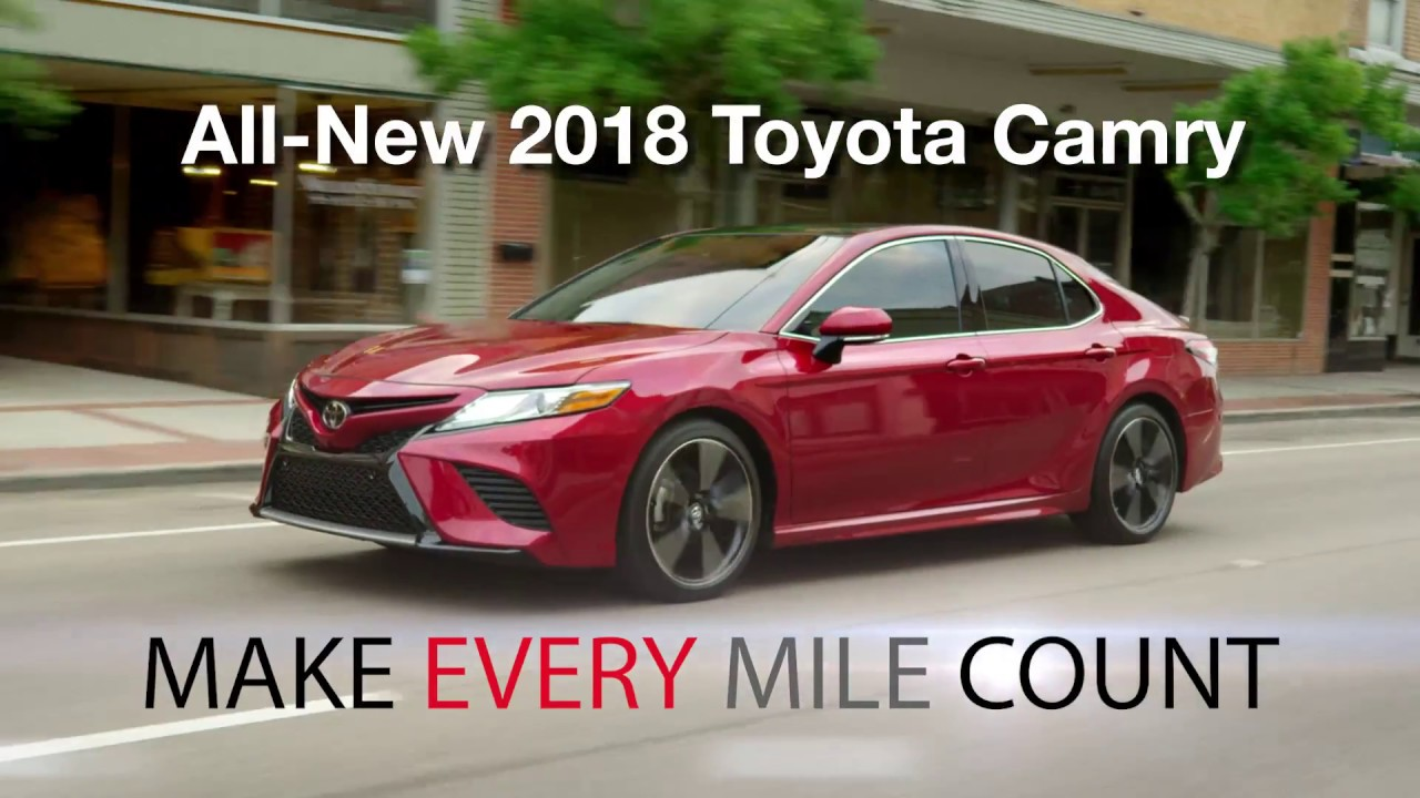 The All New Camry Commercial Kelebihan Grand Veloz 2018 Family Safety Youtube