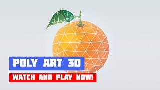 Poly Art 3D · Game · Gameplay