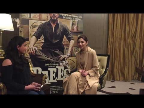 Mahira Khan Interview | Raees