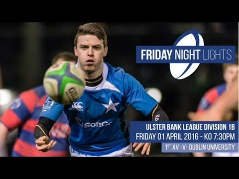 Irish Rugby TV: St. Mary's College v Trinity Live