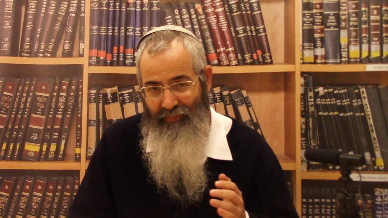 צריך עוצמה לישראל - התייחסות לאקטואליה - הרב יהודה מלמד