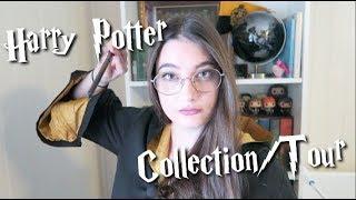 Harry Potter Bookshelf Tour & Collection Video!