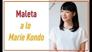 ✔ Metodo Marie Kondo - Como hacer una maleta / valija ✔