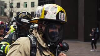 The Scott Firefighter Stairclimb 2016 (Columbia Tower, Seattle)