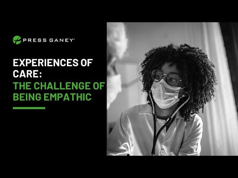 Experiences of Care: The Challenge of Being Empathic—Dr. Tom Lee