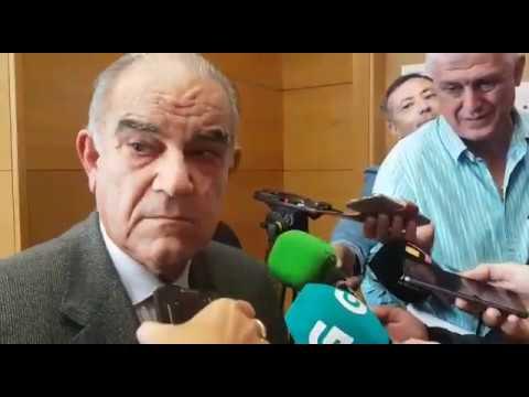El expresidente de Hijos de J  Barreras, José García Costas
