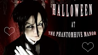 Halloween At The Phantomhive Manor