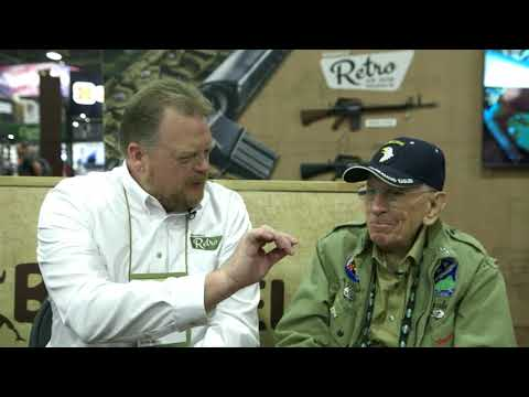 Shot Show 2018: Interview with Easy Company's  Al Mampre