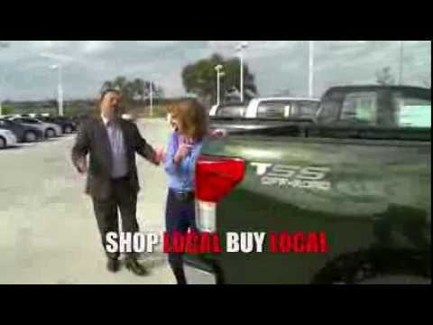 you asked for it you got it lost pines toyota in bastrop texas youtube. Black Bedroom Furniture Sets. Home Design Ideas