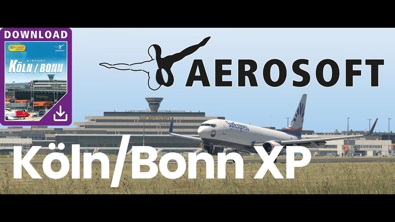 Aerosoft | Köln/Bonn XP for X-Plane 11