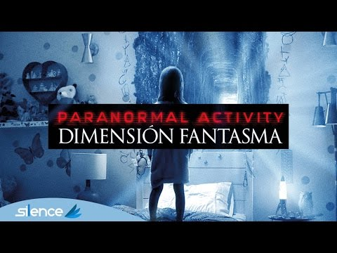 Paranormal Activity: Dimensión Fantasma - Cartel Animado