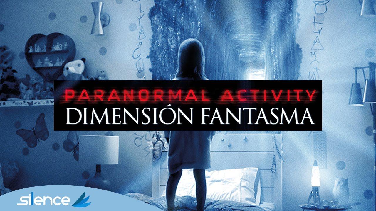 Resultado de imagen para actividad paranormal la dimensión fantasma