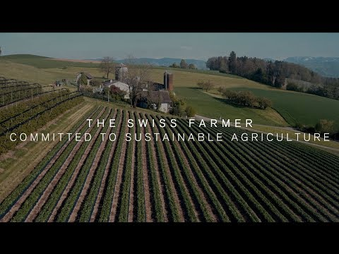 The Swiss Farmers - committed to sustainable agriculture