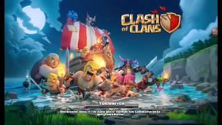 Clash Of Clans Ana Köyümü Geliştiriyorum