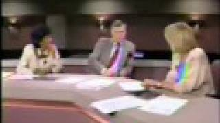 Anchor Jim Jensen Gets Too Personal With Bree Walker(Yikes! I do believe Jim was let go after this on air incident. 1980's, WCBS, NY., 2008-08-02T21:27:42.000Z)