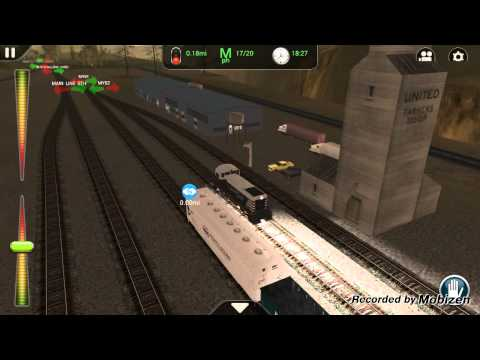 Playing Trainz Driver On Android: Part 1
