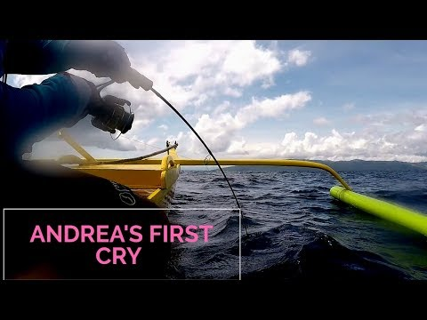 Your Baby Andrea, First Cry!