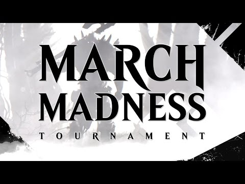 Magic March Madness Tournament Introduction