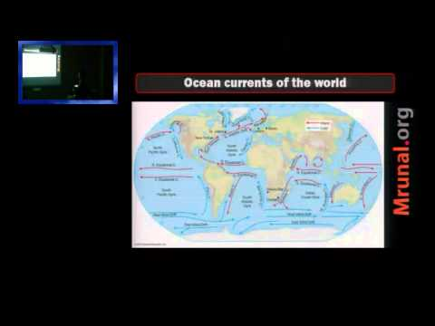 G5/P3: Ocean Currents, Waves and Upwelling