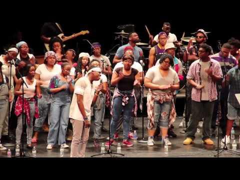 Standing In The Need (John P. Kee) - ECU Gospel Choir