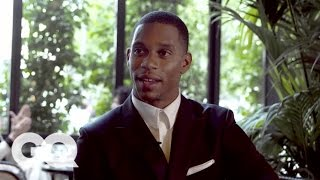Victor Cruz on the Statement Watch that President Kennedy Wore -- GQ+A -- GQ Magazine