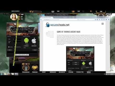 New Game of Thrones Ascent Hack easy way to get unlimited Silver & Gold