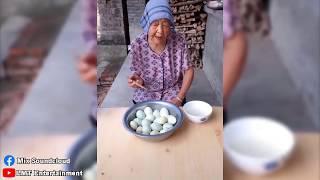 Hai Ông Bà Troll Nhau Siêu Lầy Hài HƯỚC TikTok Trung Quốc Phần 2 | LMT Entertainment