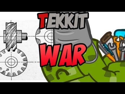 Tekkit – War