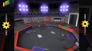 Robot Arena 2 DSL    CONCUSSION