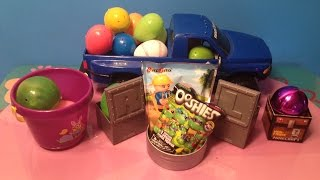 15 Toy Surprises Surprise Eggs! Roblox Angry Birds Lego Teen Titans Go Star Wars